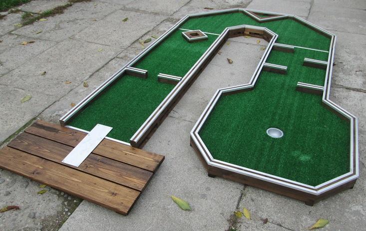Mini golf course 45-60 Image