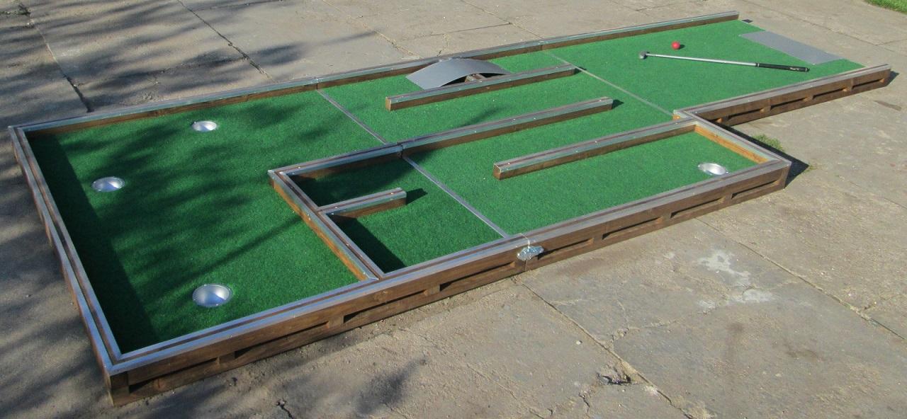 Biuro mini golfas Image