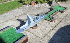Mini golfo tiltas